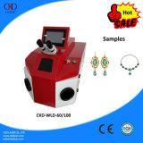 Mini soldadora de laser del surtidor de China