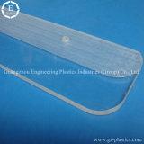 Pièces acryliques de la feuille en plastique semi-transparente acrylique PMMA