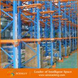 Pesante-dovere personalizzato Warehouse Storage Drive in Pallet Rack