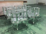 Pedicure 2016의 현대 매니큐어 테이블 못 살롱 가구 매니큐어 테이블 및 의자 (JC-NT02)