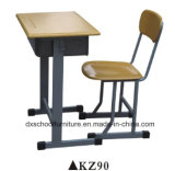 Schule-Studien-Tisch und Stuhl für Kursteilnehmer