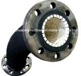 Mangueira de borracha cerâmica para o desgaste industrial - encanamento resistente