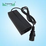 Chargeur de batterie automatique certifié par UL de vélo électrique de 12V 24V 36V