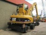 Excavador usado de la correa eslabonada del gato 320d2/excavador 320c de la oruga de las buenas condiciones