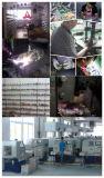 """1/2 """" - 1 """" robinet à tournant sphérique en laiton de les deux extrémités de mâle avec le traitement en aluminium (YD-1028)"""