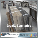 Pedra de granito natural para mesa de cozinha com tratamento de borda com facilidade