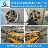 Chaîne de production de pipe de PE de lever de soleil machine de conduite d'eau de PE
