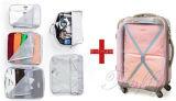 Impermeable de moda organizador de viaje de almacenamiento conjunto de bolsas