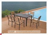 소성 물질 Polywood 재생된 옥외 의자 및 테이블