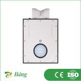 Alta eficiencia 8W Luz solar de calle del LED con el CE, UL, FCC para uso Jardín