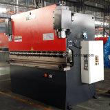 Doblador hidráulico a estrenar automático del metal de hoja del mejor precio de Wc67y