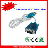 USB 2.0 Male a 9pin RS232 Serial Port Adapter Cable