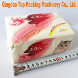 Máquina de embalagem do papel de tecido do lenço