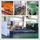 máquina de trituração do CNC da máquina de estaca da forma do CNC 3D/5 linhas centrais
