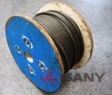 Sany Truck Crane (QY25)를 위한 주요 Winch Wire Rope