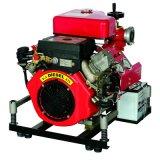 25HP를 가진 디젤 엔진 화재 펌프