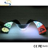 Farbenreiches LED-flexibles Bildschirmanzeige-Innenzeichen