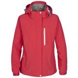 Куртка регулируемого клобука 2015 женщин водоустойчивая