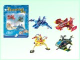Kids educacional Toys 3D Puzzle Game (H4551305)
