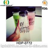 500ml BPA Free Plastic Tritan мое Water Bottle (HDP-0772)