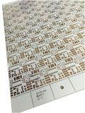 Circuit à une seule couche de carte de la carte DEL d'aluminium avec l'UL certifiée