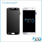 Мобильный телефон TFT LCD для замены экрана касания галактики S7 Samsung