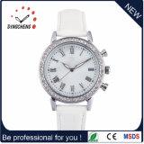 Das mulheres baratas do relógio do presente do relógio de pulso novo da forma da jóia relógio de quartzo