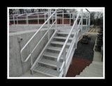 Гальванизированная проступь лестницы St1-St4