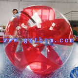 Outdoor Sporting를 위한 TPU Transparent Inflatable Water Zorb 2m
