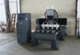 máquina para Solidwood, MDF do router do CNC 3D, acrílico, PVC, plástico, espuma