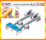 Tipo Rice Bar línea de envasado automático de alimentación