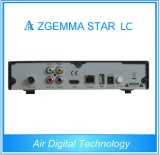 Kabelfernsehen-Kasten Zgemma-Stern LC gründete Empfänger des Linux-DVB-C HD