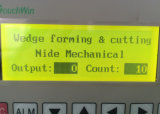 Vormen zich van de Wig van de Hoofden van de Stator van de Motor van de inductie het Dubbele en Scherpe Machine