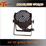 54X3w RGBW LED PAR Can