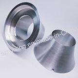 Peças fazendo à máquina do CNC para os componentes industriais de alumínio