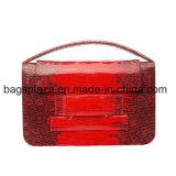 Soem-Schlange-Haut Luxux-PU-Modedesigner-Handtasche-Damen