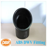 ABS Dwv di formato di 1.5 pollici che misura 1/8 breve di curvatura