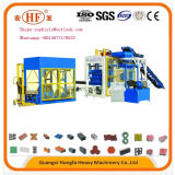 Qt10-15D het Automatische Hydraulische Holle Blok die van de Machine van het Blok Machine maken