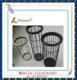 Saco de filtro de alta temperatura da poeira de feltro da agulha da fibra de vidro
