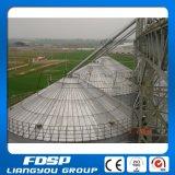Silo de mémoire de grande capacité pour le moulin de farine de blé et l'usine de riz