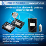 LED Productsのための電子Potting Silicone Material/Silicone Rubber