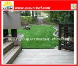 U-Form-Garten-Dekoration u. Landschaftsgestaltung des synthetischen Rasens (N4SB1840)