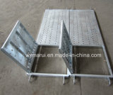 Scaffolding에 있는 안전한 Durable Steel Plank