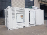 Bester Lieferanten-Behälter-Typ 1000kVA/800kw Dieselgenerator-Set (KTA38-G5) (GDC1000*S)