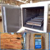 De houten Drogende Machine van de Oven, de Droger van het Hout, de Drogende Apparatuur van het Hardhout van het Zachthout