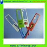 Hw801 Heerser van Magnifier van de Referentie Vergrootglas van het Bedrijfs van de Gift de Plastic voor Lezing