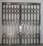 Deur van uitstekende kwaliteit van het Traliewerk van het Roestvrij staal de Glijdende (bhs-DA02)