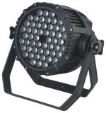 China Supplier 54 * 3W DMX impermeável PAR LED Outdoor Light