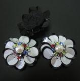 A correção de programa Sewing do Sequin de Hotsale calç a decoração da flor
