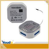 無線警報システムの調光器のスイッチ・モジュール